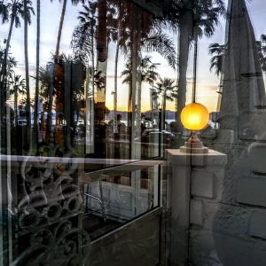 Great Reflect on the Carlton windows Cannes